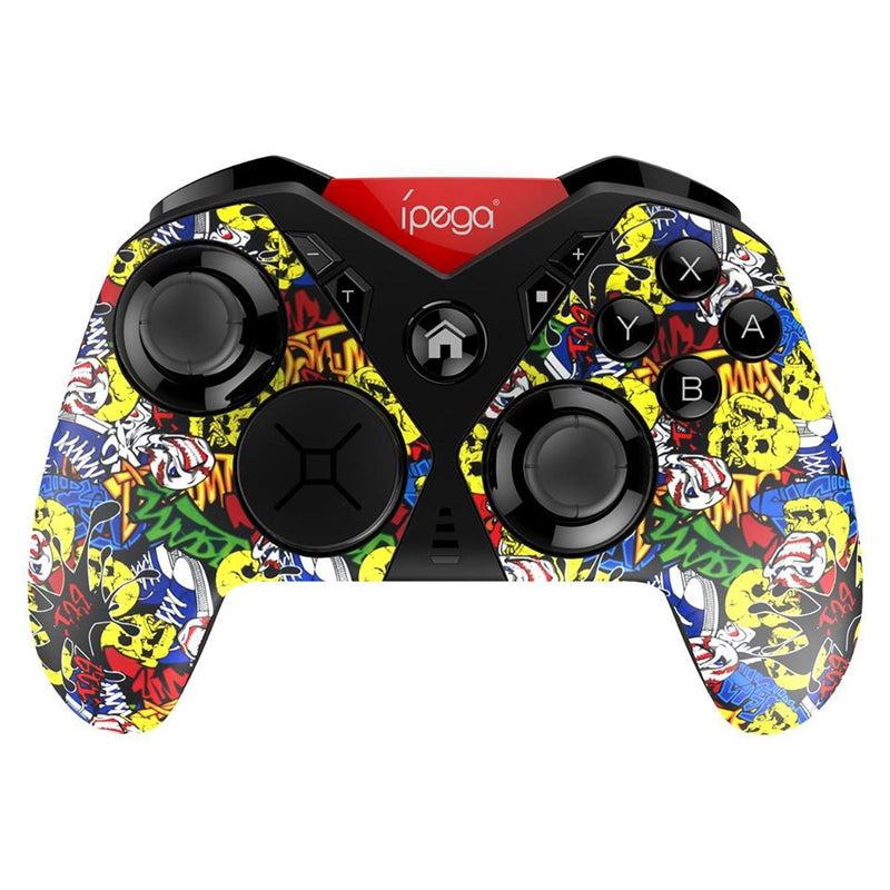 IPEGA WIRELESS CONTROLLER FOR N-SWITCH/ANDROID/PC (COLORFUL) (PG-SW001S)