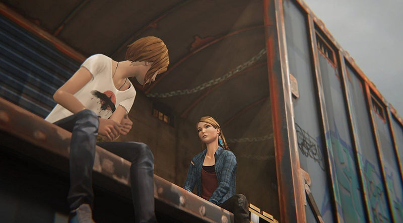 PS4 LIFE IS STRANGE BEFORE THE STORM LIMITED ED. (ENG/FR)