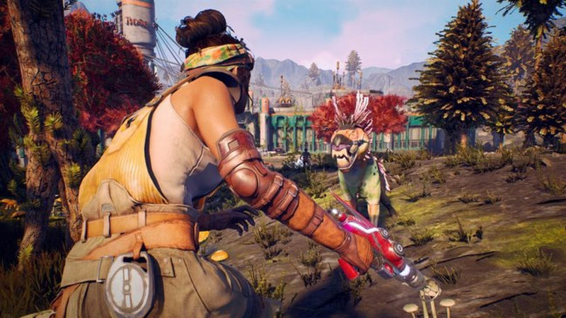 PS4 THE OUTER WORLDS REG.3