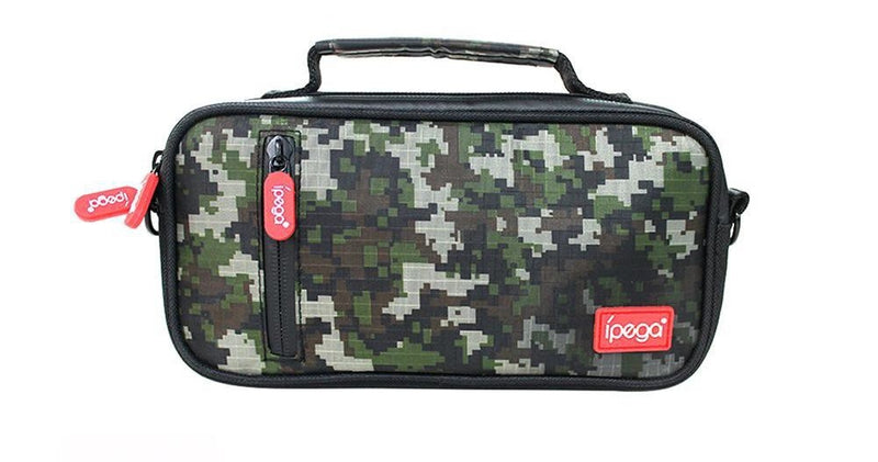 IPEGA CAMOUFLAGE TRAVEL AND CARRY CASE FOR N-SWITCH LITE (PG-SL012)