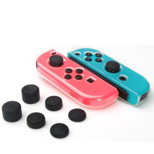 DOBE NSW 2 IN 1 PROTECTIVE KIT INCLUDE THUMBSTICK CAPS (TNS-1853)