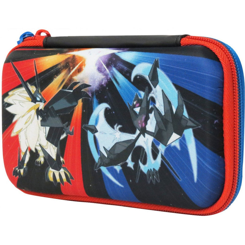 HORI 2DS NEW LL POKEMON HARD POUCH WHITE (2DS-112)