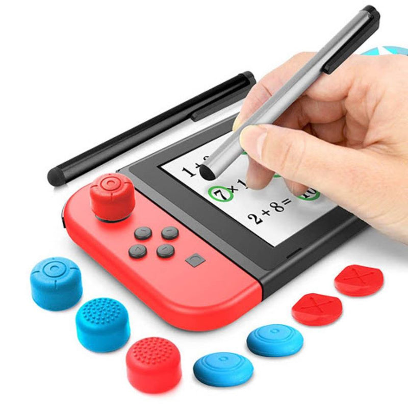 IPEGA STYLUS PEN KIT (INCLUDES STYLUS PENS & THUMB GRIPS) FOR N-SWITCH / N-SWITCH LITE (PG-SW030)