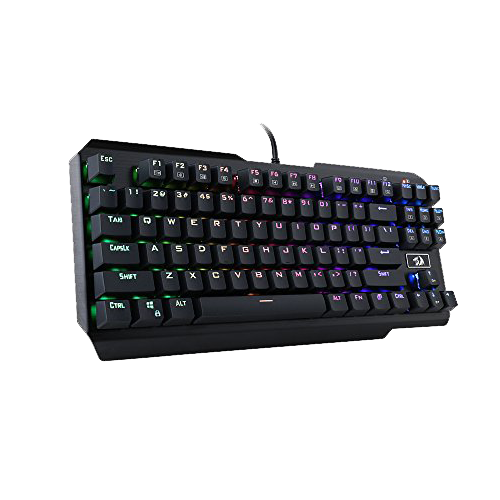 REDRAGON USAS RGB MECHANICAL GAMING KEYBOARD (K553RGB-1)