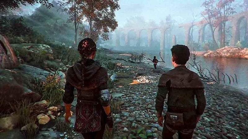 PS4 A PLAGUE TALE INNOCENCE ALL
