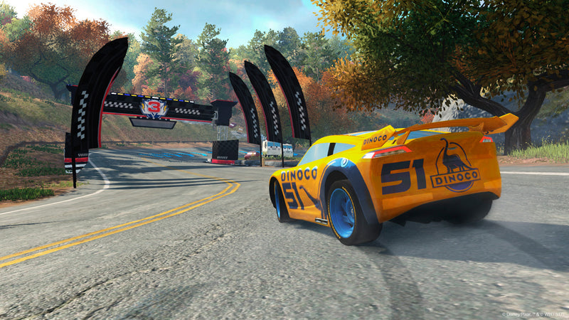 NSW CARS 3 DRIVEN TO WIN (US)
