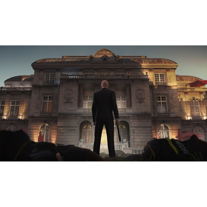 PS4 HITMAN DEFINITIVE EDITION ALL