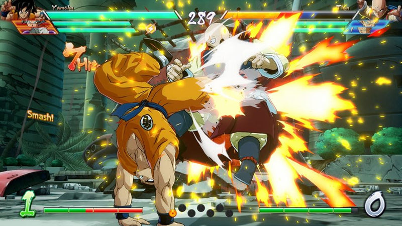 NSW DRAGONBALL FIGHTERZ (US) (ENG/FR/SP)