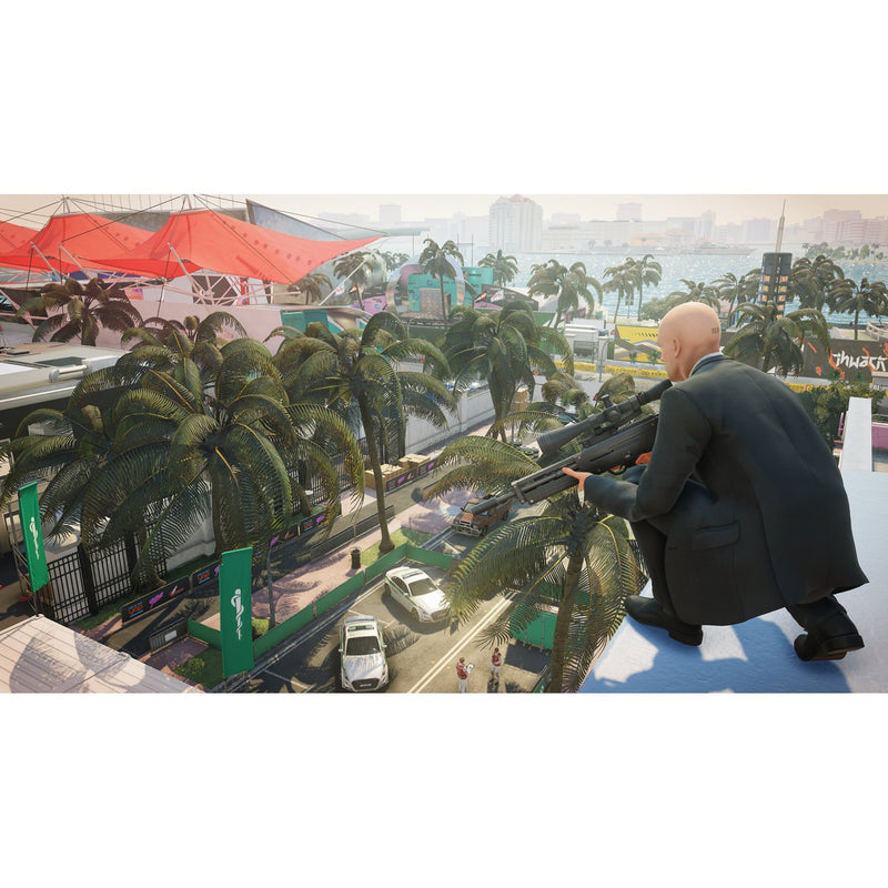 XBOX ONE HITMAN 2 (EU)