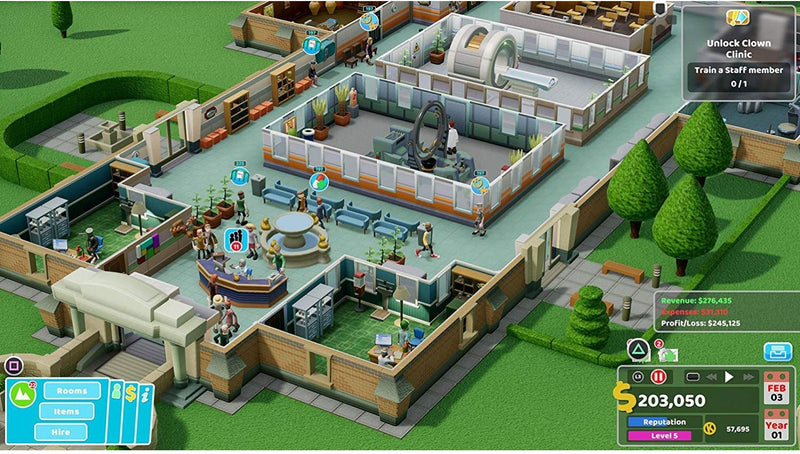 PS4 TWO POINT HOSPITAL REG.3
