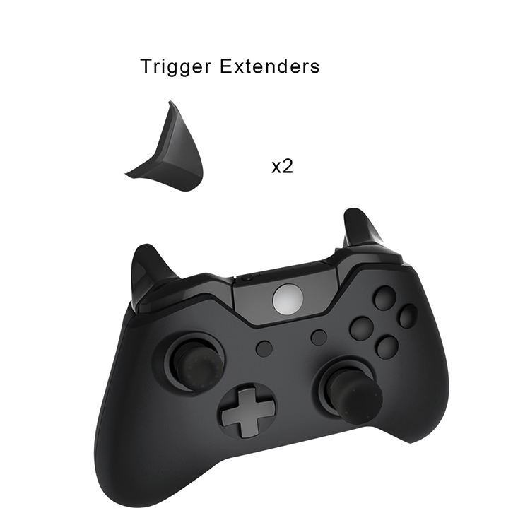 DOBE XBOX ONE TRIGGER KIT FOR XBOX ONE / S/ X CONTROLLER (BLACK) (WTY-19263)