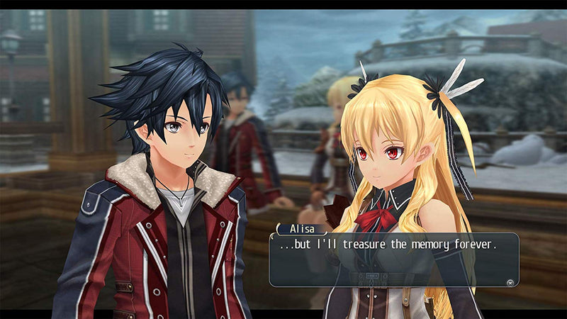 PS4 THE LEGEND OF HEROES TRAILS OF COLD STEEL II RELENTLESS EDITION ALL