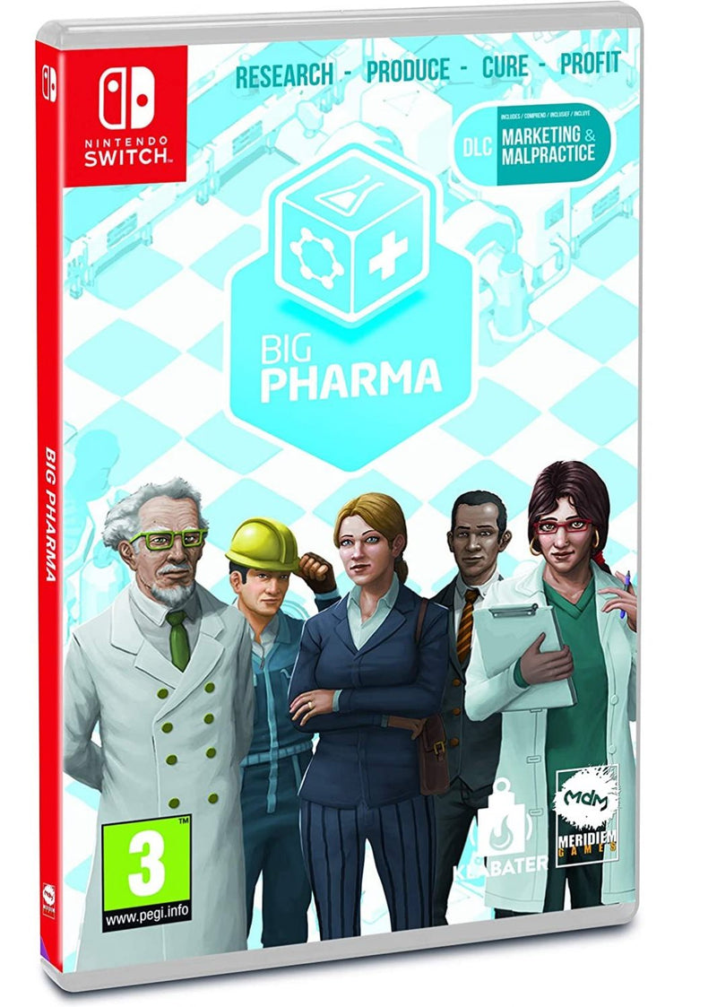 NSW BIG PHARMA SPECIAL EDITION (EU)