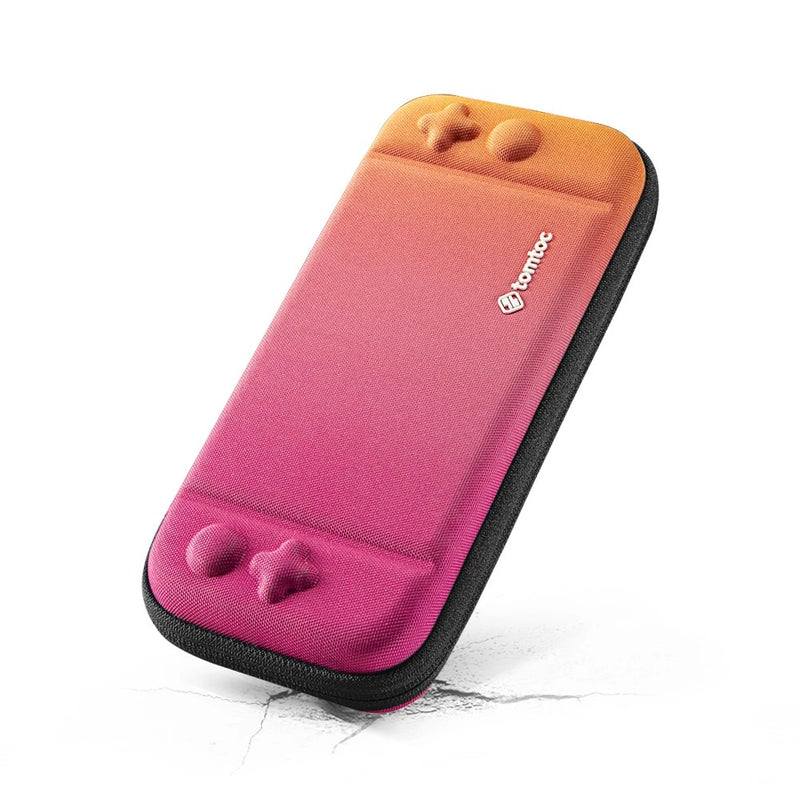 TOMTOC NSW SLIM PROTECTIVE CASE FOR N-SWITCH (SUNSET ORANGE) (A05-001M02)