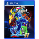 PS4 MEGAMAN 11 WITH 2 LIMITED PREMIUM DLC REG.3