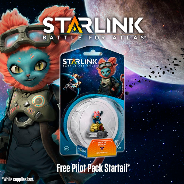 NSW STARLINK BATTLE FOR ATLAS STARTER PACK (EU)
