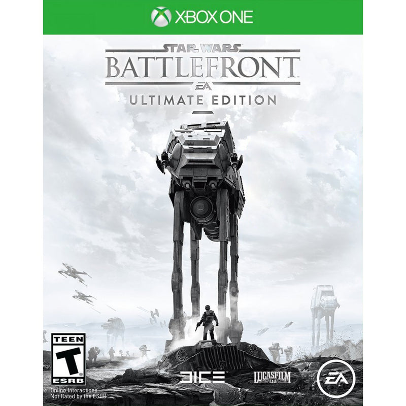 XBOX ONE STAR WARS BATTLEFRONT ULTIMATE EDITION US (ENG/FR)