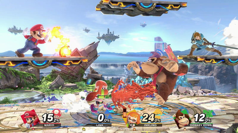 NSW SUPER SMASH BROS. ULTIMATE (US) (ENG/SP)