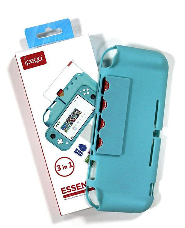 IPEGA 3 IN 1 ESSENTIAL KIT FOR N-SWITCH LITE (TURQUOISE) (PG-SL009)