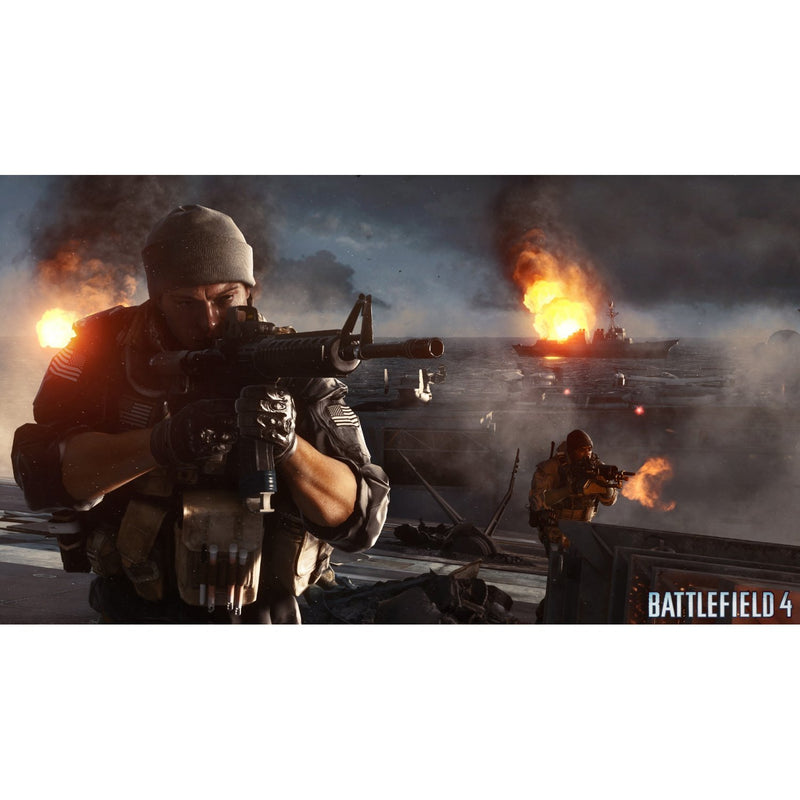 PS4 BATTLEFIELD 4 ALL PLAYSTATION HITS