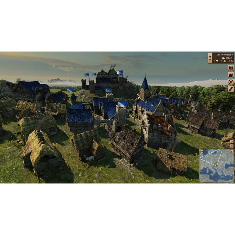 PS4 GRAND AGES MEDIEVAL ALL