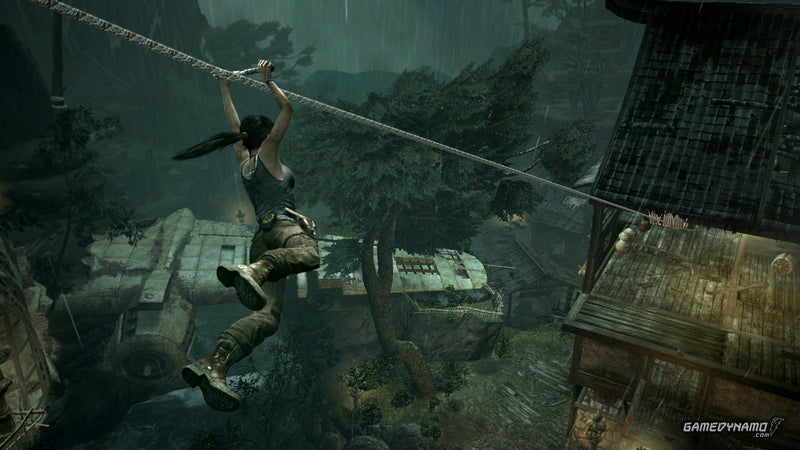PS4 TOMB RAIDER DEFINITIVE EDITION ALL