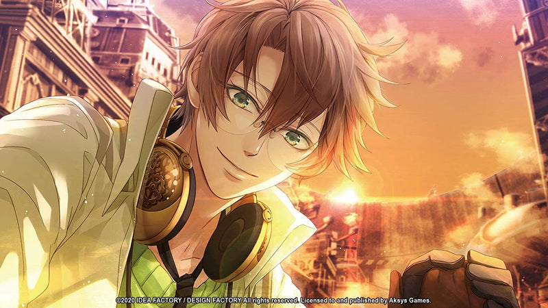 NSW CODE REALIZE GUARDIAN OF REBIRTH COLLECTORS EDITION (US)