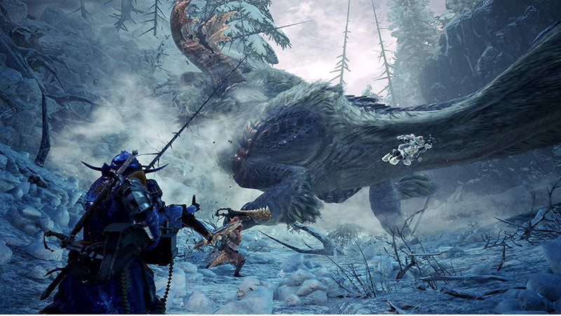 XBOX ONE MONSTER HUNTER WORLD ICEBORNE MASTER EDITION (EU)
