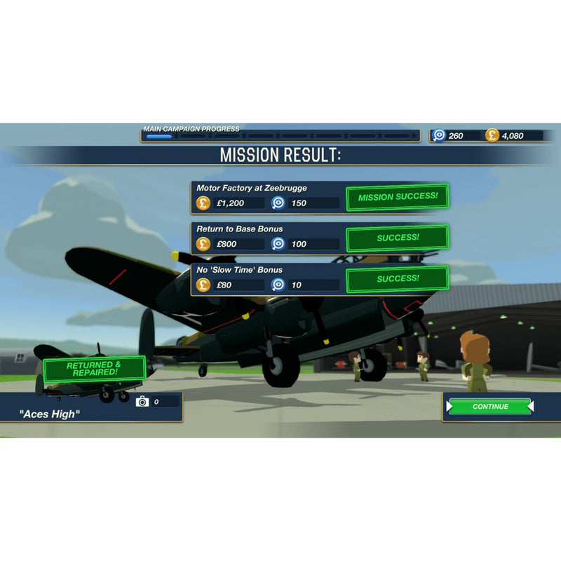 PS4 BOMBER CREW COMPLETE EDITION INCLUDES DLC ALL (ENG/FR)