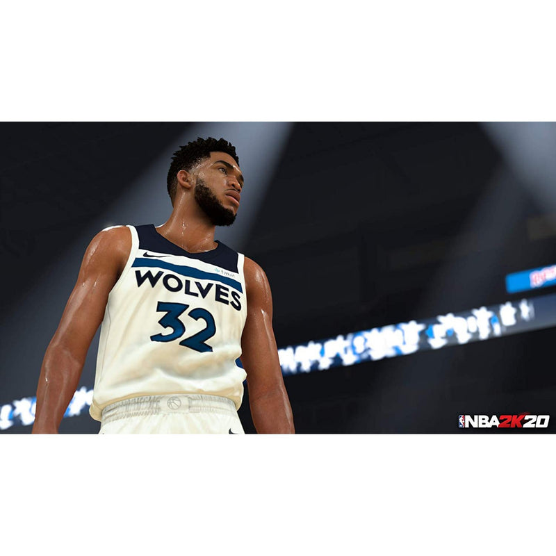XBOX ONE NBA 2K20 (ASIAN)