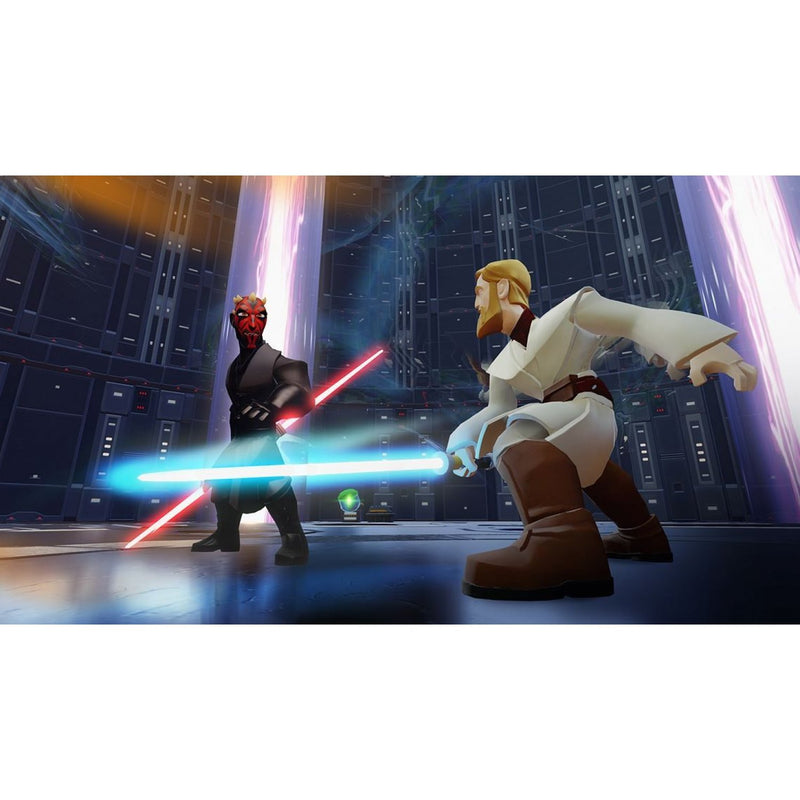 XBOX ONE DISNEY INFINITY 3.0 EDITION STAR WARS STARTER PACK (US)