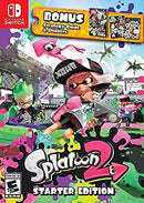 NSW SPLATOON 2 STARTER EDITION (US)