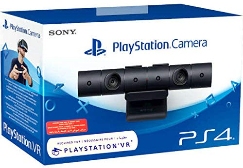 PS4 PLAYSTATION CAMERA WITH CAMERA STAND REQUIRED FOR PLAYSTATION VR (MDE) (CUH-ZEY2)