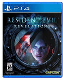 PS4 RESIDENT EVIL REVELATIONS ALL