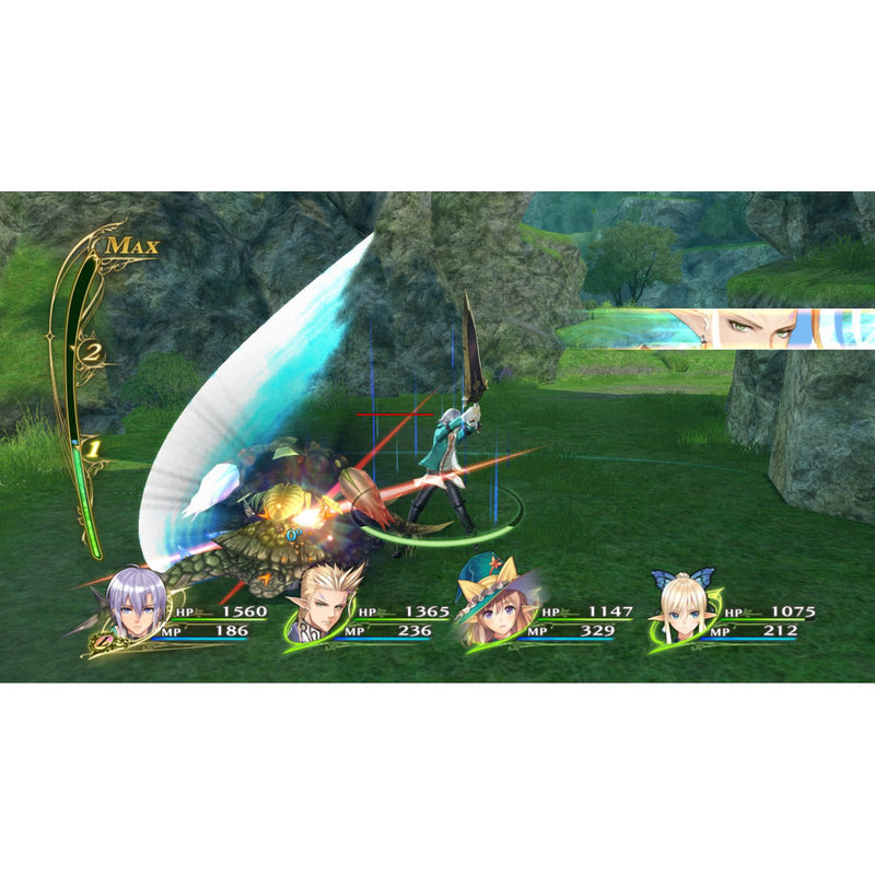 NSW SHINING RESONANCE REFRAIN (ASIAN)