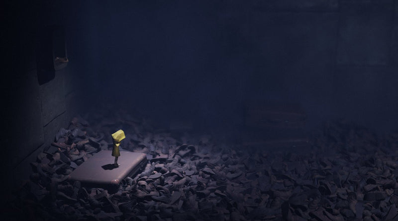 PS4 LITTLE NIGHTMARES COMPLETE EDITION ALL (ENG/FR/SP)