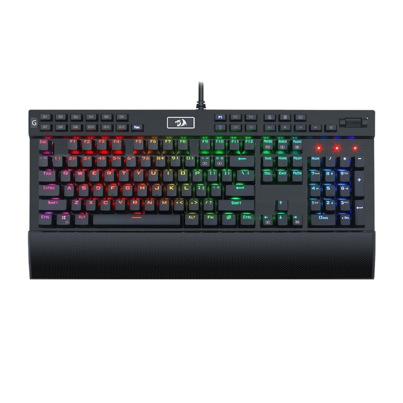 REDRAGON YAMA MECHANICAL GAMING KEYBOARD BLUE SWITCH (K550RGB-1)