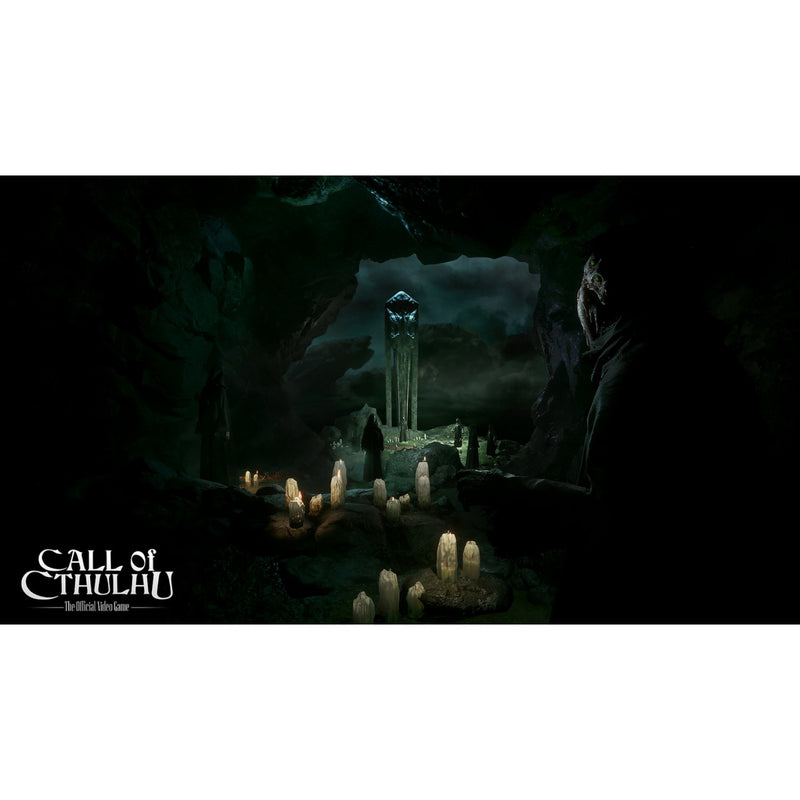 PS4 CALL OF CTHULHU ALL