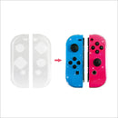 DOBE NSW CRYSTAL CASE CONSOLE & JOY-CON BLUE (TNS-1710)