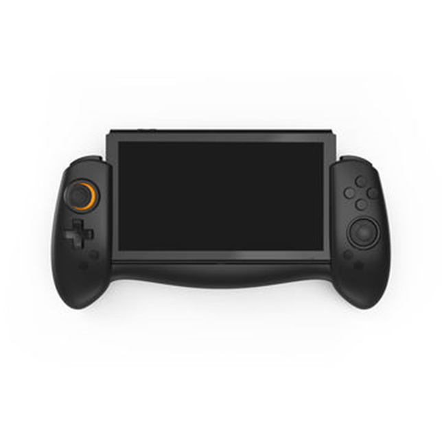 DOBE NSW CONTROLLER GRIP BLACK FOR N-SWITCH (TNS-18133)