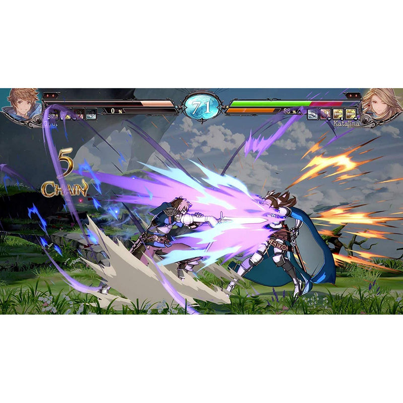PS4 GRANBLUE FANTASY VERSUS ALL