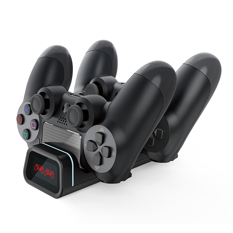 DOBE PS4 DUAL CHARGING DOCK FOR PS4 CONTROLLER