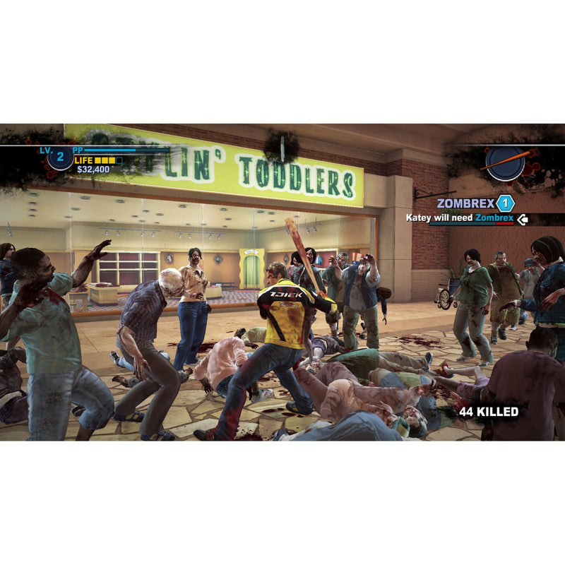 XBOX ONE DEAD RISING 2 (ASIAN)
