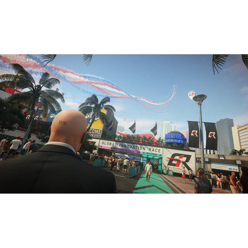 PS4 HITMAN 2 REG.3