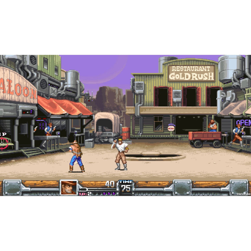 NSW WILD GUNS RELOADED (US)