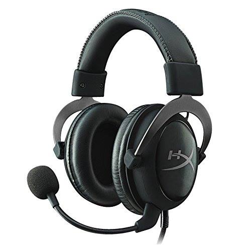 HYPERX CLOUD II PRO GAMING HEADSET GUNMETAL