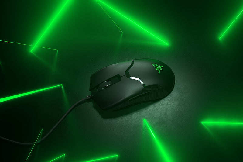 RAZER VIPER AMBIDEXTROUS WIRED GAMING MOUSE