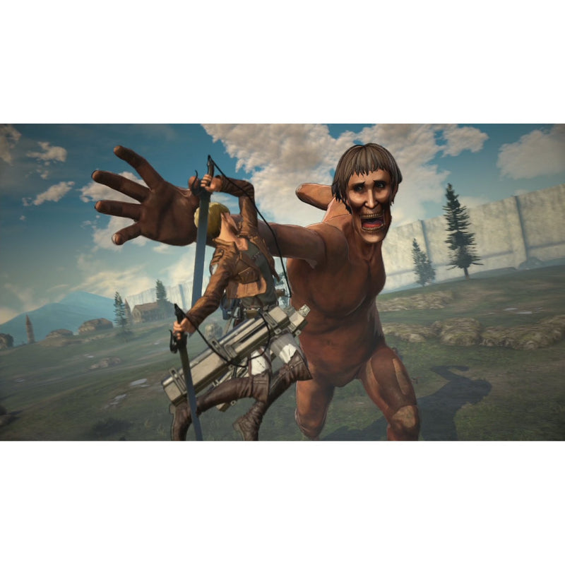 PS4 ATTACK ON TITAN ALL (ENG/FR)