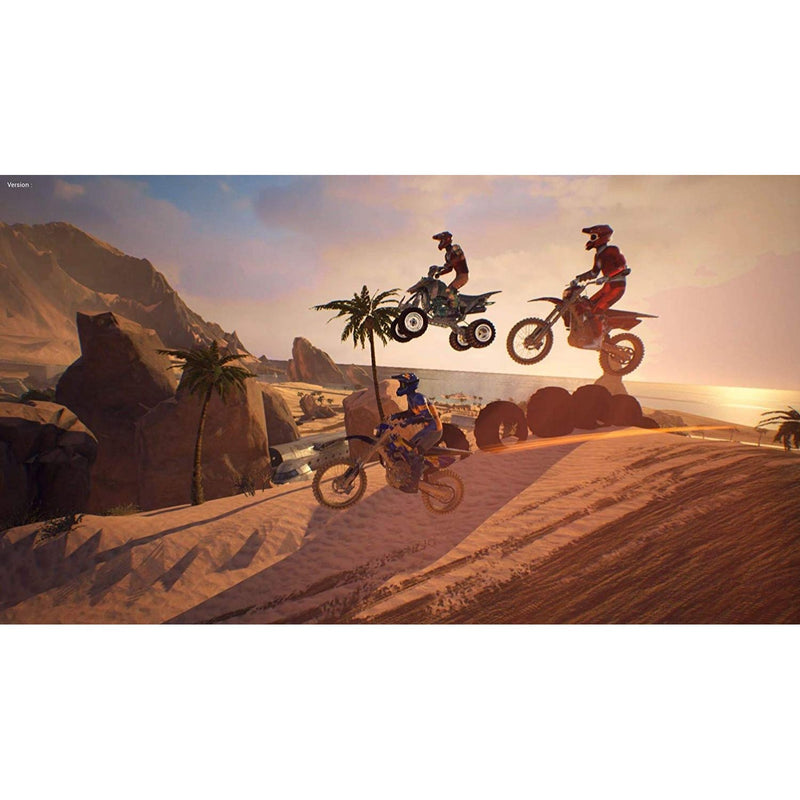 PS4 ATV DRIFT & TRICKS DEFINITIVE EDITION VR ALL (ENG/FR)
