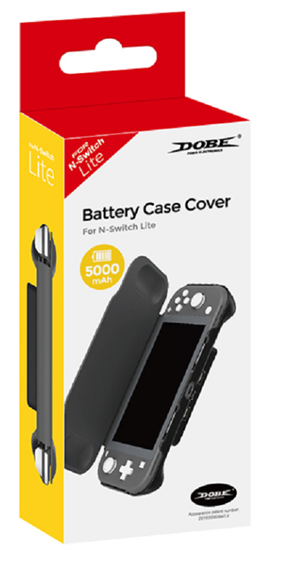 DOBE NSW BATTERY CASE COVER 5000 MAH FOR N-SWITCH LITE (TNS-19151)